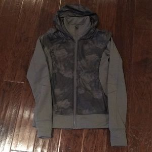 Lululemon Grey Jacket 8